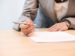司法書士に学ぶ、相続登記の必要書類写真